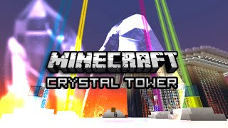 Minecraft: THE CRYSTAL TOWER - Adventure Map