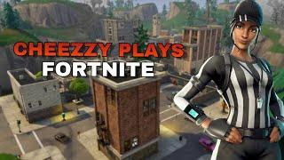 Wie Cheezzy wirklich Fortnite-Stream Highlights spielt!