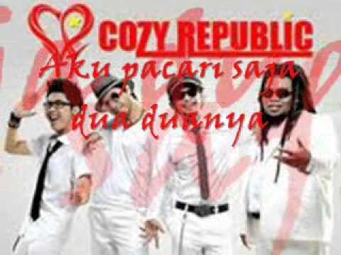 Cozy Republik ~ Hitam Putih lirik
