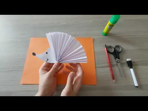 Kağıttan Gül / Nasıl Yapılır ?