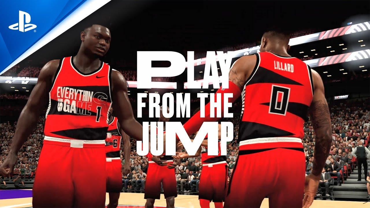 『NBA 2K21』 マイチーム:夢のチームを作ろう