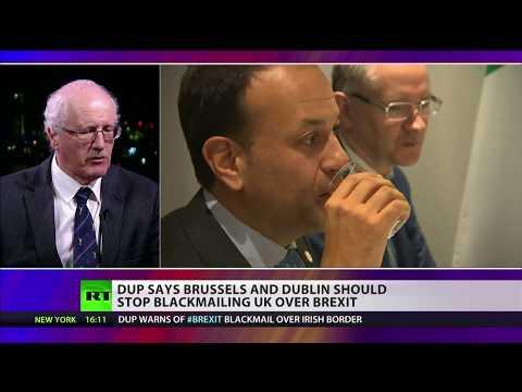 DUP accuses Irish PM Leo Varadkar of 'playing around with N.Ireland'