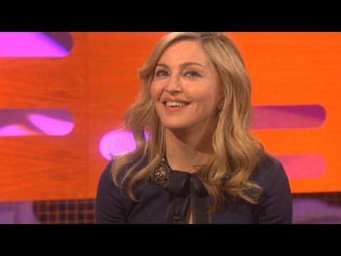 Madonna on Perfect Love  The Graham Norton   Series 10 Episode 10  BBC One