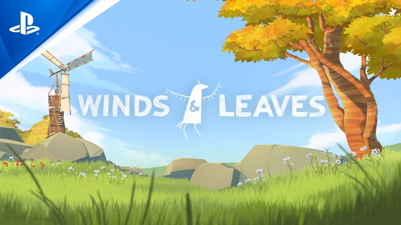 Winds and Leaves announcement trailer - PlayStation VR