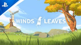 Winds & Leaves - Announcement Trailer   PS VR