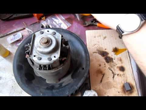 Замена щеток вентилятора печки рено сценик 2