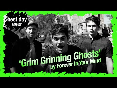 'Grim Grinning Ghosts' Cover at Magic Kingdom | WDW Best Day Ever