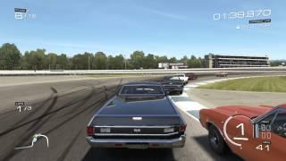 Forza 5: El Camino Circuit Race Indianapolis