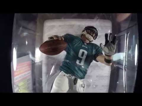 McFarlane Spotlight - Nick Foles NFL Series 35 Unboxing & Review