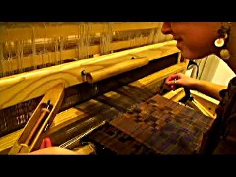 Silk Weaving Granville Island