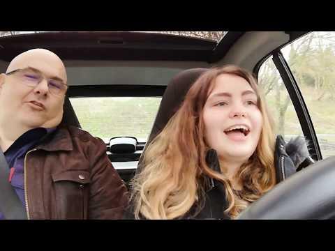 Première leçon de conduite sur Smart ED pour Alison par Éléctron libre