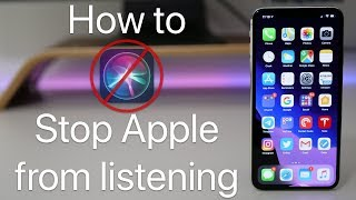 Siri has been listening - How to stop sending Siri conversations to Apple
