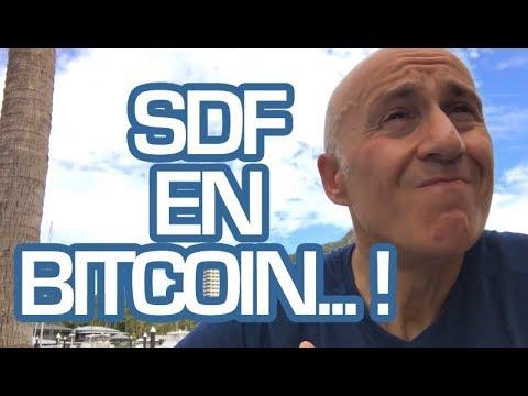 BITCOIN : Millionnaire à SDF en 3 jours !