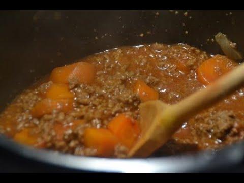 haché-de-boeuf-sauce-vin-rouge-recette-cookeo
