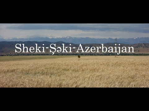 Azerbaijan/Sheki-Şəki-Nature and delicious food 'Piti'  Part 22