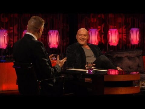 Dean Norris talks about the end of Breaking Bad | The Saturday Night Show