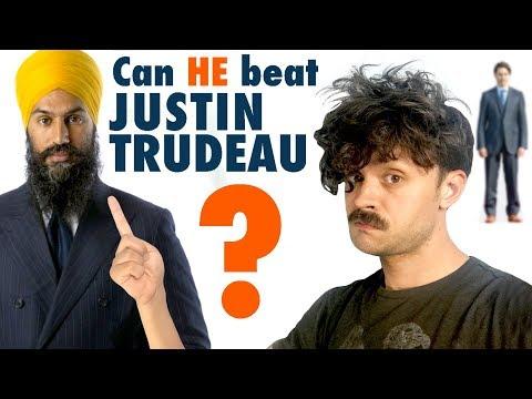 Is Jagmeet Singh Justin Trudeau's worst nightmare?
