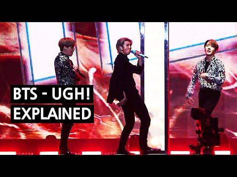 BTS -  UGH! Explained by a Korean