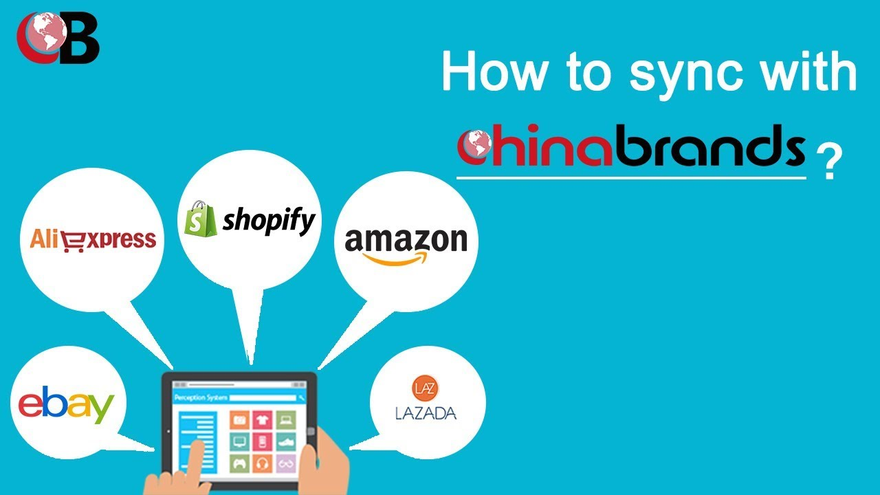 How to sync online store with Chinabrands?