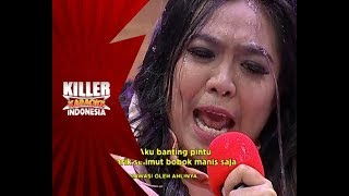 Defa menyanyi di dalam bathtub sambil marah-marah - Killer Karaoke Indonesia