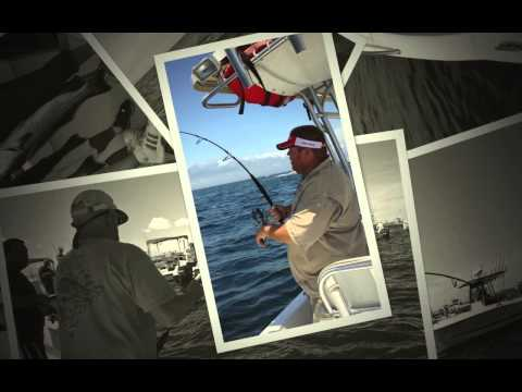 Fishnet Charters   2013 Vert  Jigging Display 2