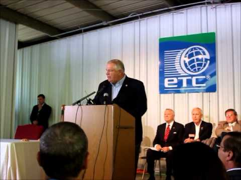 Governor Nathan Deal Signing HB60 In It's Entirety