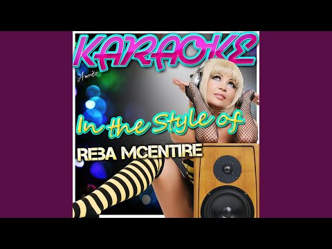 Sunday Kind of Love (In the Style of Reba Mcentire) (Karaoke Version)