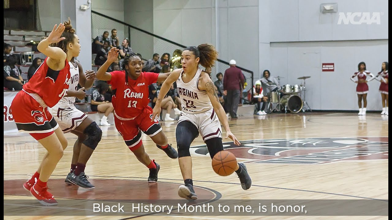 NCAA celebrates Black History Month