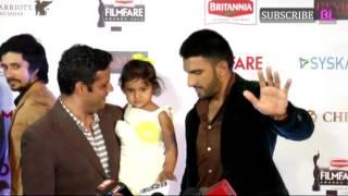 Britannia Filmfare Awards 2016 | Red Carpet | Ranveer Singh