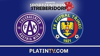Austria Wien vs Trinec full match