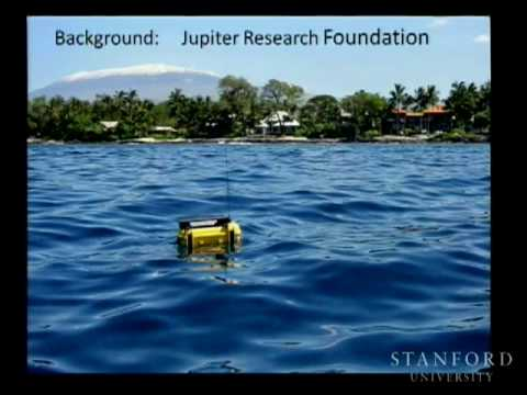 Wave Glider: An Autonomous Wave-Powered Sensor Platform