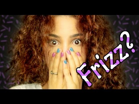 DIY: Homemade Frizzy Hair Remedies! | AndreasChoice