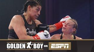 Golden Boy On ESPN: Maricela Cornejo vs Samantha Pill (FULL FIGHT)