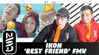 GUYS REACT TO iKON 'BEST FRIEND' FMV