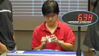 malaysian cube open 2009 pyraminx final