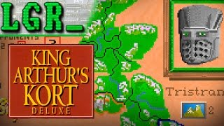 LGR - King Arthur's KORT - DOS PC Game Review