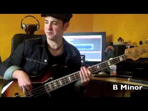 White Wedding - Bass lesson -  (With Chords) - Billy Idol