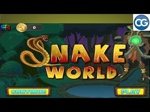 [Walkthrough] Can You Escape This 42 Games Level 5 - Snake World - Complete Game