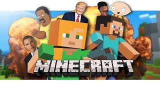 Voice Impressions on: Minecraft!