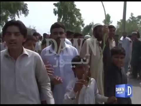 Peshawar protest over loadshedding