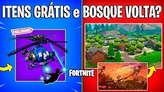 FORTNITE-NEW ITEMS FREE PS4 and GREASY GROVE COMING BACK?