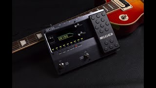 MOOER GE150 Official Demo
