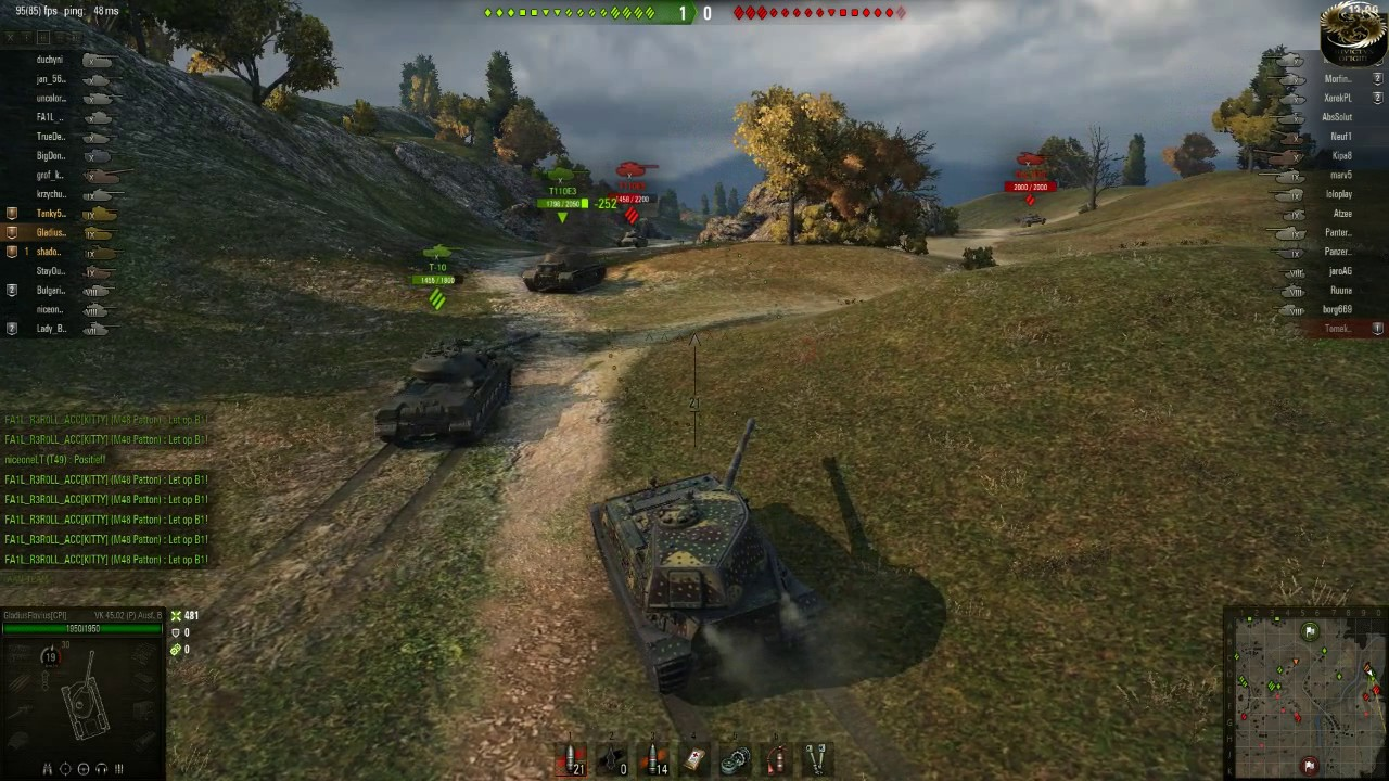 world of tanks aimbot