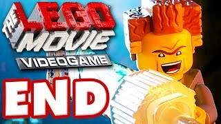 The LEGO Movie Videogame - Gameplay Walkthrough Part 15 - Ending and Final Battle! (Plus Bonus)