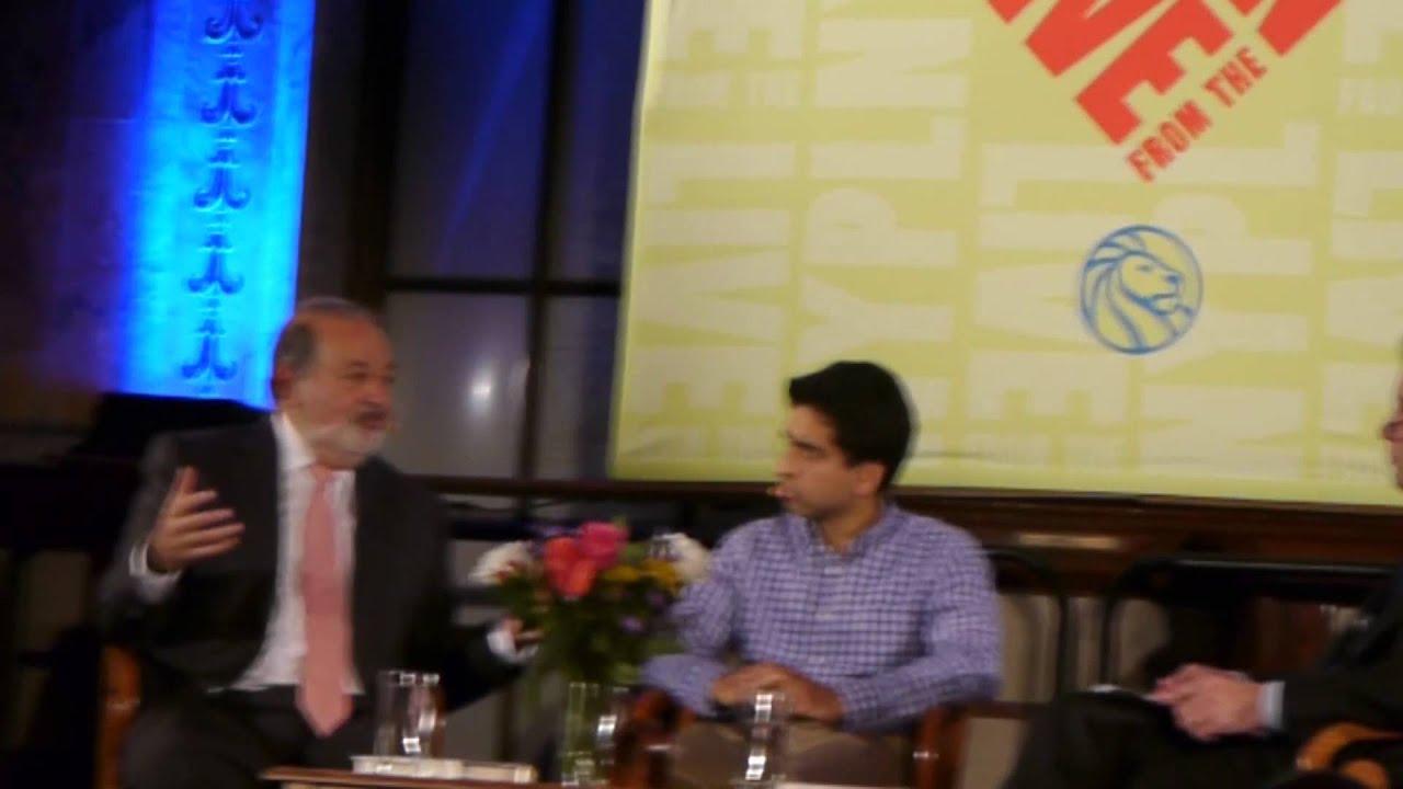 Carlos Slim Laugh Machine Wrapup