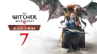 WITCHER 3: Blood and Wine #7 : The Tournament