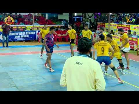 HMT Boys Bangalore vs JK Academy | Azhagai Cup 2019 |Full Match #8