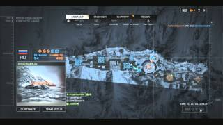 BF4 Operation Locker Gameplay | Conquest 720p PC