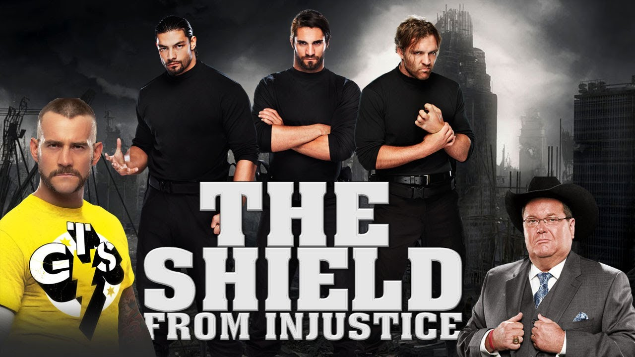 WWE Quotes Mashup - The Shield From Injustice - YouTube