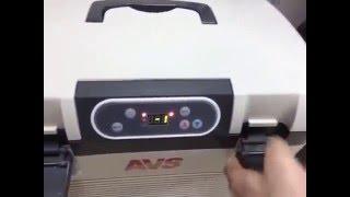 Автомобильный холодильник CC19WB от компании AVS(, 2016-04-08T13:35:13.000Z)
